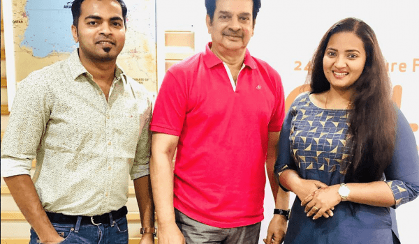 The Mollywood actor' Mr.Devan' joins on Morning Drive!