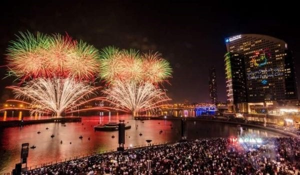 New Year 2019: 4 places to watchfireworks in Dubai