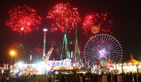 GLOBAL VILLAGE TO GO ALL OUT ON FIREWORKS THIS YEAR!