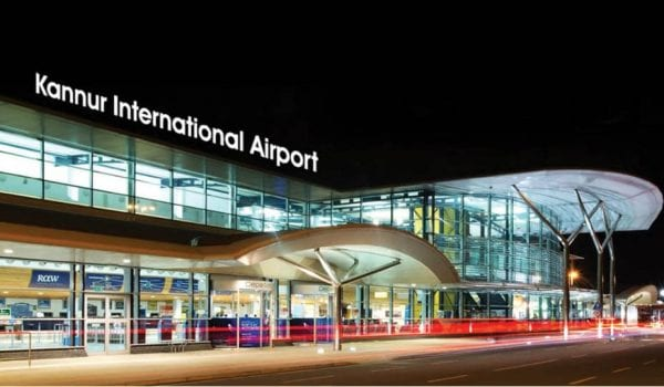 Kerala celebrates the opening of Kannur Airport