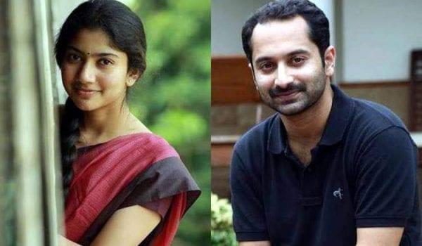 Shoot of Fahadh Faasil-Sai Pallavi film wrapped up