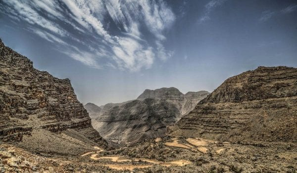 UAE Weather: It's down to 2.7°C in Jebel Jais