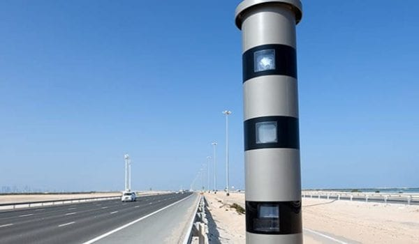 15 new radars to come up on key UAE road