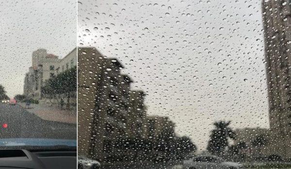 More rainy days in UAE