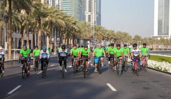 Use UAE public transport today
