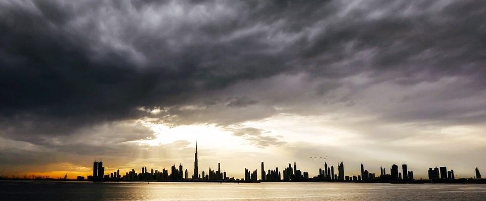 Rainy days in Dubai     Gold 101 3 FM   Updates