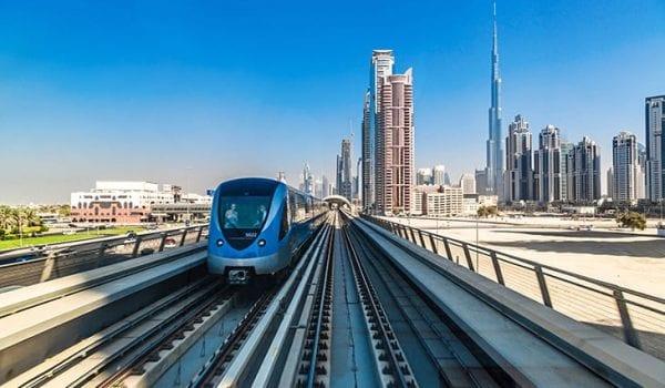 Most used public transport in Dubai revealed
