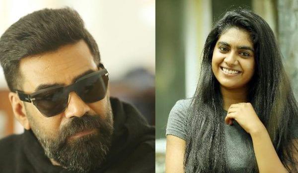 Nimisha Sajayan to star alongside Biju Menon!!