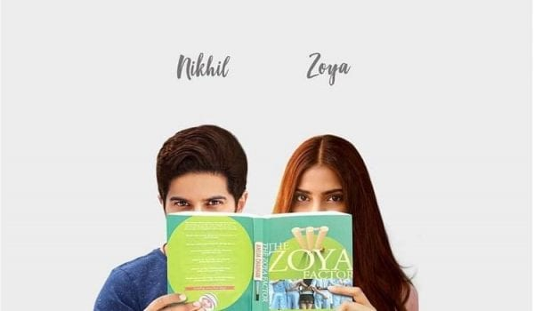 Dulquer Salmaan and Sonam Kapoor's The Zoya Factor gets a releasing date!