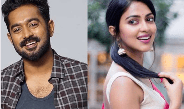 Asif Ali & Amala Paul to team up once again
