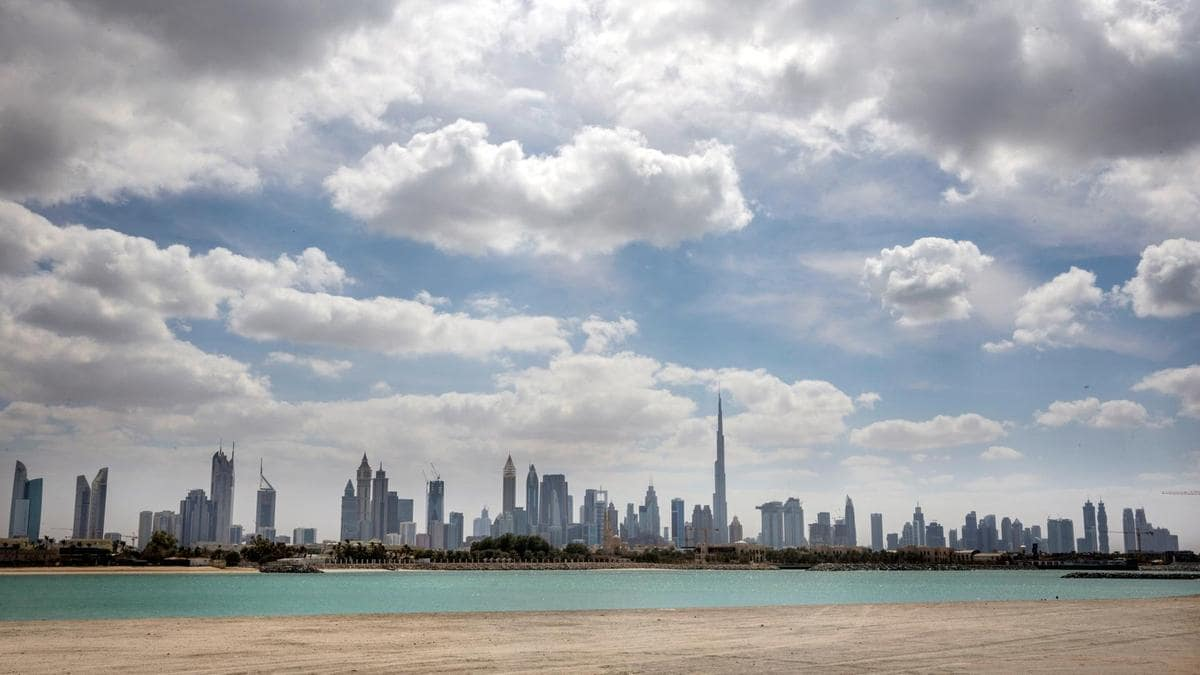 Cloudy weather, rainfall likely in UAE today