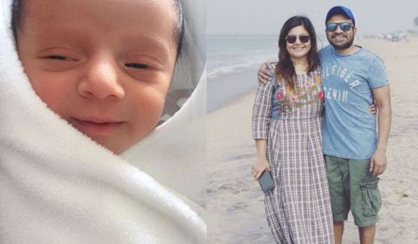 Soubin Shahir blessed with a newborn!!