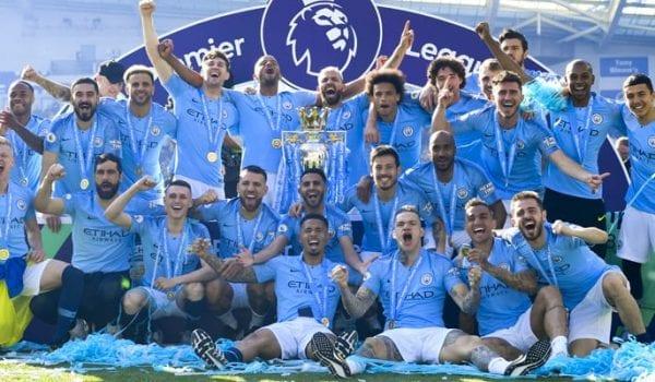 Sheikh Hamdan congratulates Manchester City on Premier League win