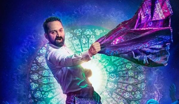 Fahadh Faasil comfy with mollywood