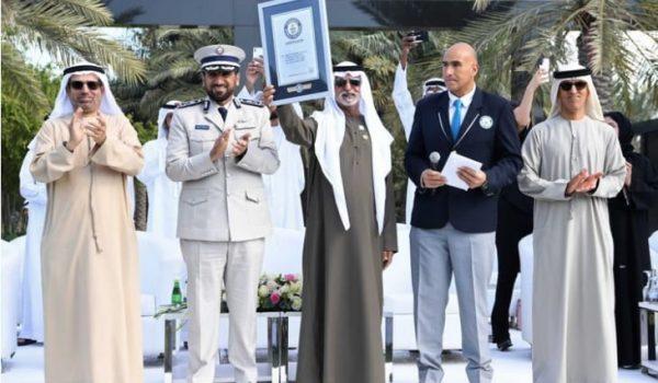 Guinness World Record for the world's longest handshake!!