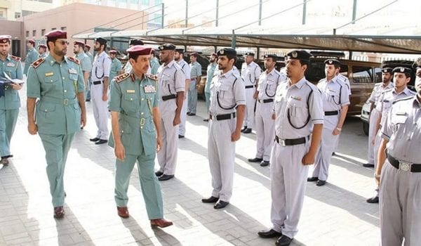 New security project to be rolled out in Ajman