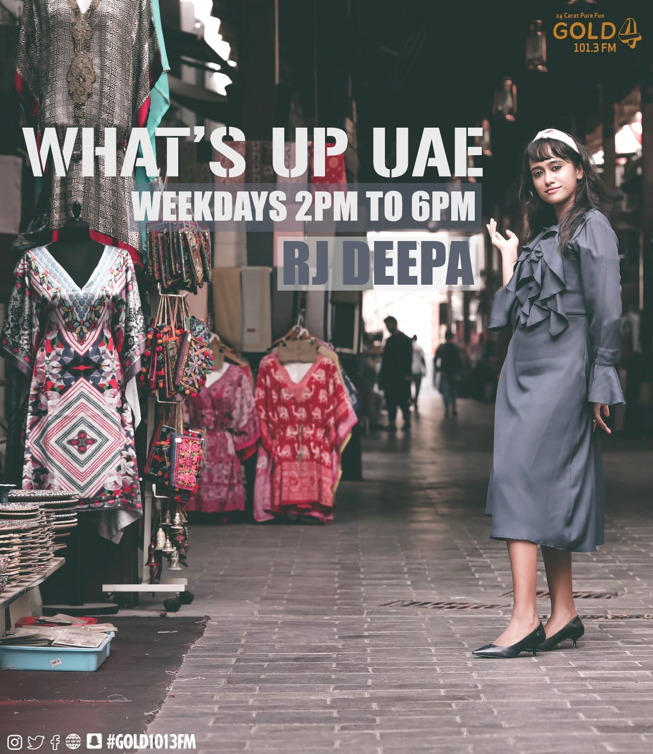 DEEPA - WHAT'S UP UAE - Option 01